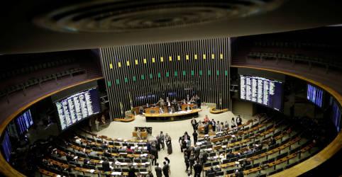 Placeholder - loading - Imagem da notícia Partidos de oposição anunciam apoio a Baleia Rossi, do MDB, em disputa da Câmara