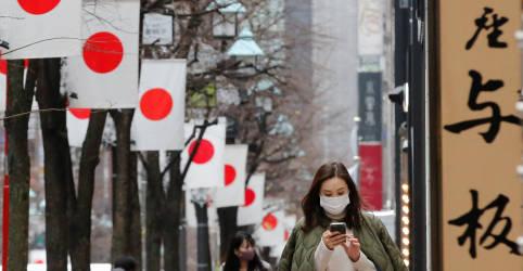Placeholder - loading - Japão tem recorde de casos de coronavírus e estado de emergência se aproxima