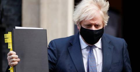 Placeholder - loading - Premiê britânico diz que fim de lockdown na Inglaterra ocorrerá lentamente