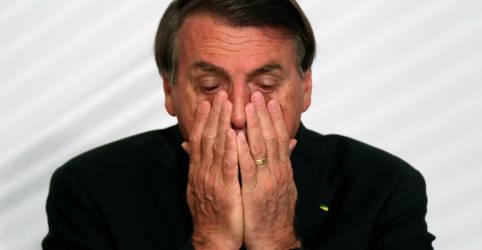 Placeholder - loading - Imagem da notícia Imprensa é o maior problema do Brasil, diz Bolsonaro a apoiadores
