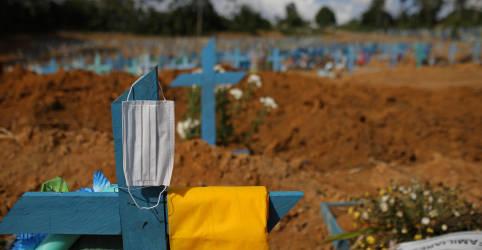 Placeholder - loading - Imagem da notícia Brasil registra 1.242 novas mortes por Covid-19, maior número desde 25 de agosto