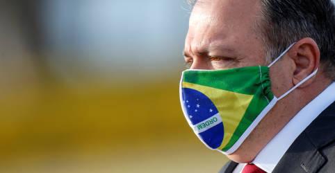 Placeholder - loading - Pazuello diz que Brasil está preparado para começar vacinação ainda em janeiro
