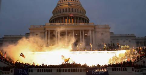 Placeholder - loading - Congresso dos EUA retoma certificação da vitória de Biden após invasão de apoiadores de Trump