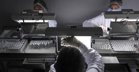 Placeholder - loading - CoronaVac tem eficácia de 78% na prevenção da Covid-19 em estudos no Brasil, diz fonte