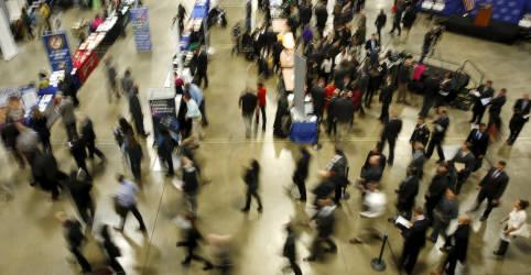 Placeholder - loading - Aumento de casos de Covid-19 nos EUA deve ter restringido o mercado de trabalho em dezembro