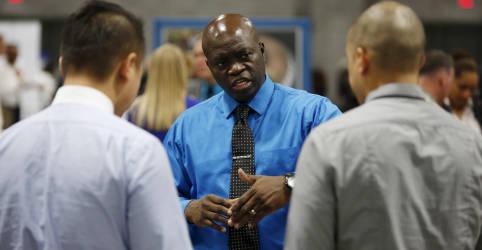 Placeholder - loading - Imagem da notícia Economia dos EUA perde vagas de trabalho em dezembro e taxa de desemprego fica em 6,7%