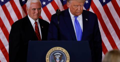 Placeholder - loading - Após invasão do Capitólio, democratas preparam segundo pedido de impeachment de Trump