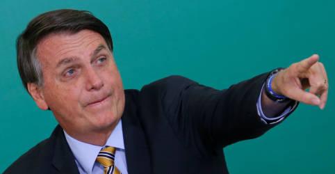 Placeholder - loading - Bolsonaro diz ter 'simpatia' por Rodrigo Pacheco e cobra voto de ruralistas em Lira
