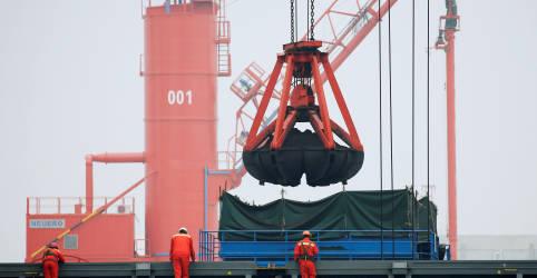 Placeholder - loading - Crescimento das exportações da China supera expectativas em dezembro com demanda global resiliente