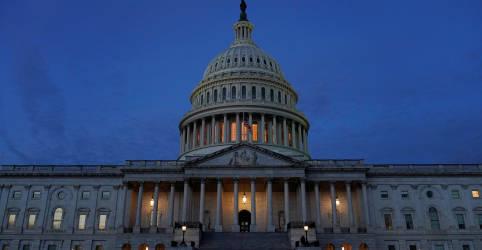Placeholder - loading - Julgamento de impeachment de Trump no Senado pode atrapalhar primeiros dias de Biden