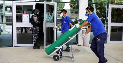 Placeholder - loading - Venezuela enviará oxigênio a Manaus, diz chanceler do país