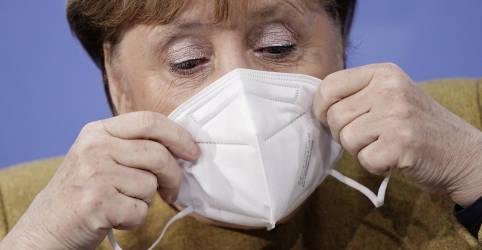 Placeholder - loading - Imagem da notícia Alemanha ultrapassa 2 milhões de casos de coronavírus com taxa de mortalidade em alta