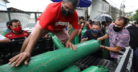 Placeholder - loading - Imagem da notícia OMS vê 'espiral negativo' no Amazonas e não culpa apenas nova variante por crise