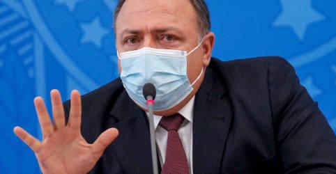 Placeholder - loading - Imagem da notícia Ministro promete iniciar vacinação contra Covid-19 em todos os Estados na quarta-feira
