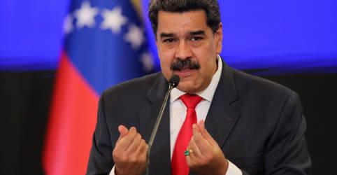 """Placeholder - loading - Maduro ressalta """"solidariedade"""" ao despachar oxigênio para Manaus"""