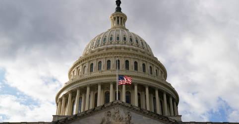 Placeholder - loading - Capitólio em Washington é isolado, segundo testemunha Reuters