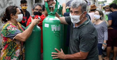 Placeholder - loading - Pazuello diz que situação de Manaus pode ser replicada no Norte e Nordeste