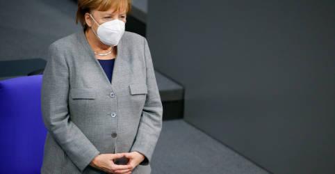 Placeholder - loading - Imagem da notícia Alemanha deve ampliar lockdown até meados de fevereiro