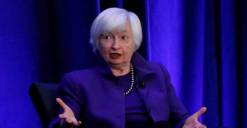 Placeholder - loading - Imagem da notícia Indicada de Biden ao Tesouro, Yellen pede a parlamentares para 'agirem grande' sobre estímulo