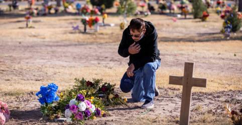 Placeholder - loading - Imagem da notícia EUA supera 400.000 mortes por coronavírus