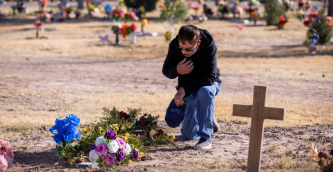 Placeholder - loading - EUA supera 400.000 mortes por coronavírus