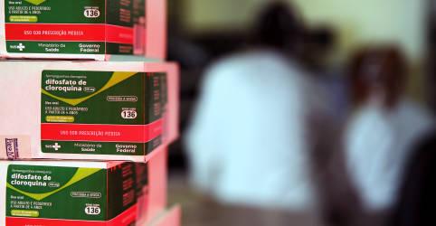 Placeholder - loading - Imagem da notícia Aplicativo do Ministério da Saúde recomenda medicamentos sem eficácia comprovada para tratamento da Covid