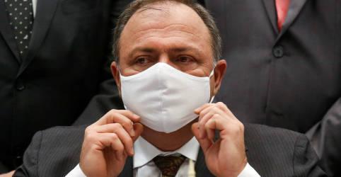 Placeholder - loading - Imagem da notícia Até fevereiro haverá uma 'avalanche' de propostas de venda de vacinas contra Covid-19 ao Brasil, diz Pazuello