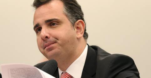 Placeholder - loading - Imagem da notícia Rodrigo Pacheco promete responsabilidade fiscal, mas defende discussão de auxílio