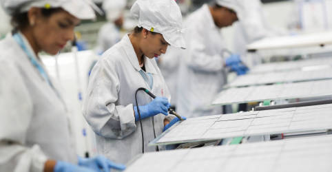 Placeholder - loading - Confiança da indústria do Brasil deve ter em janeiro 1ª queda desde abril, mostra FGV