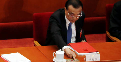 Placeholder - loading - China vai manter força necessária de políticas fiscal e monetária este ano, diz premiê