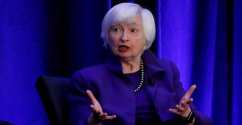 Placeholder - loading - Comitê do Senado dos EUA aprova por unanimidade indicação de Yellen como secretária do Tesouro