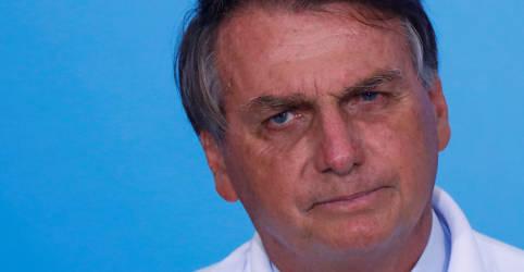 Placeholder - loading - Imagem da notícia Reprovação do governo Bolsonaro supera aprovação com agravamento da Covid, mostra Datafolha