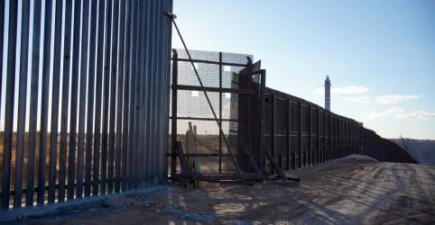 Placeholder - loading - EUA planejam reverter políticas de imigração da administração Trump, afirmou Biden a presidente mexicano