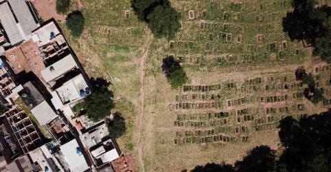 Placeholder - loading - Imagem da notícia Brasil registra 592 novas mortes por Covid-19 e total atinge 217.037