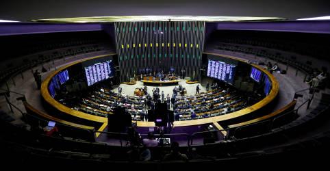 Placeholder - loading - Candidatos à presidência da Câmara contam votos e avaliam queda na popularidade de Bolsonaro