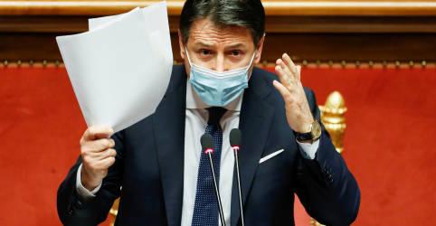Placeholder - loading - Imagem da notícia Premiê italiano deve renunciar e aprofundar crise política