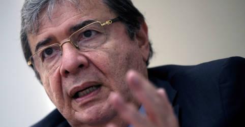 Placeholder - loading - Imagem da notícia Ministro da Defesa da Colômbia morre de pneumonia viral ligada à Covid-19