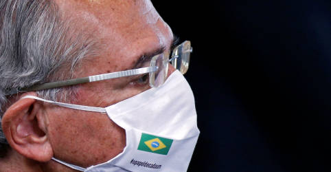 Placeholder - loading - Esperamos 'conservadoramente' que Brasil cresça 3,5% neste ano, diz Guedes