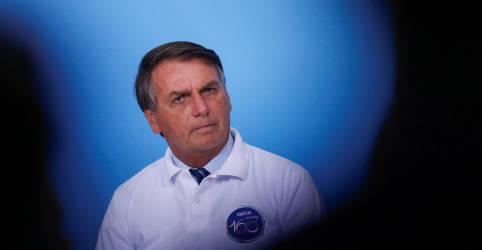 Placeholder - loading - Empresários têm aval do governo para comprar vacinas, diz Bolsonaro