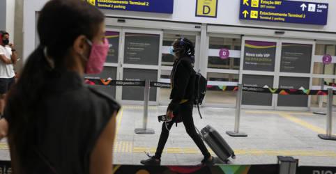 Placeholder - loading - Brasil proíbe viajantes da África do Sul para impedir disseminação de variante do coronavírus