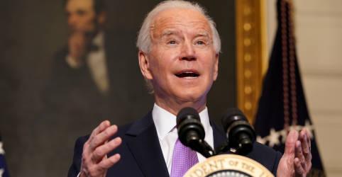 Placeholder - loading - Biden toma medidas duras para conter mudanças climáticas e promete criação de empregos