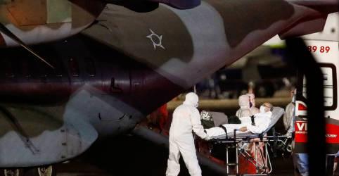Placeholder - loading - Imagem da notícia Brasil registra 1.283 novas mortes por Covid-19 e total supera 220 mil
