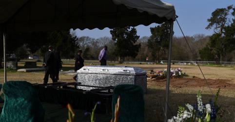 Placeholder - loading - Imagem da notícia Número de mortos por Covid-19 nas Américas chega a 1 milhão, diz Opas