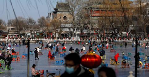 Placeholder - loading - EXCLUSIVO-China deve evitar fixar meta de PIB para 2021 por preocupação com dívida, dizem fontes