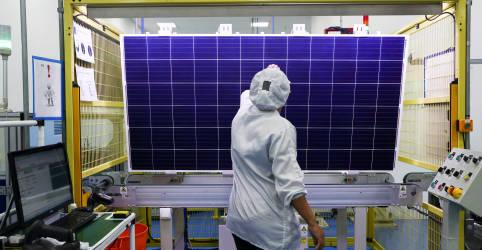 Placeholder - loading - Confiança da indústria no Brasil inicia 2021 em queda após 8 altas consecutivas, diz FGV