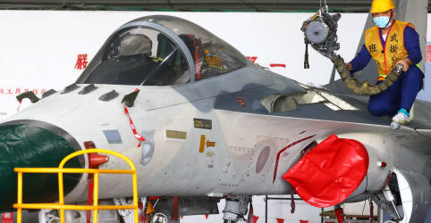Placeholder - loading - Independência de Taiwan 'significa guerra', alerta China