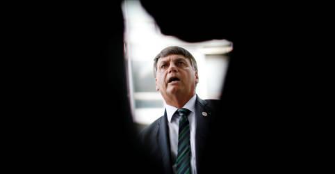 Placeholder - loading - Imagem da notícia Em discurso no Nordeste, Bolsonaro volta a pedir eleição de Arthur Lira para comando da Câmara
