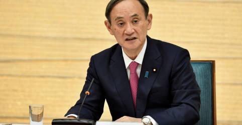 Placeholder - loading - Imagem da notícia Premiê do Japão diz estar determinar a realizar Olimpíada