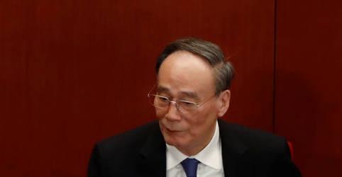 Placeholder - loading - China diz que interesses comuns superam diferenças com EUA