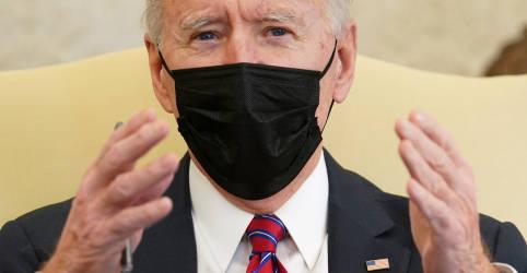 Placeholder - loading - Imagem da notícia Biden diz que é necessário agir 'agora' sobre estímulo por Covid-19